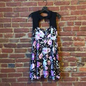 Urban Renewal by UO Cutout Collar Dress
